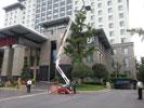 16米蜘蛛车服役成都军区新华宾馆
